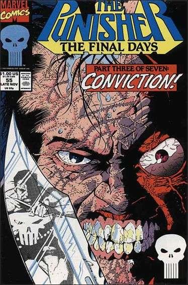 Couverture de Punisher (1987) (The) -55- Final days part 3 : plea bargain