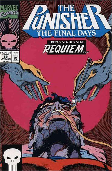 Couverture de Punisher (1987) (The) -59- Final days part 7 : changes