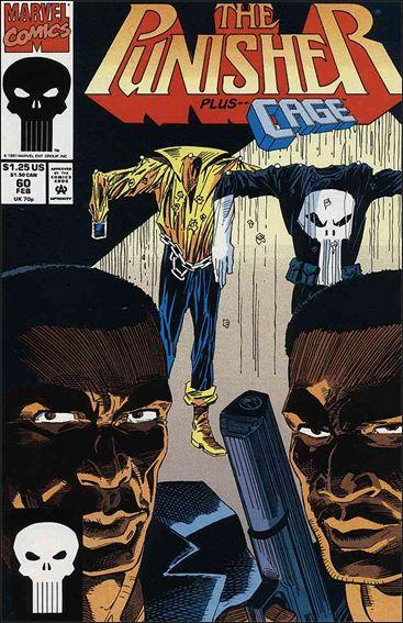 Couverture de Punisher Vol.02 (Marvel comics - 1987) (The) -60- Escape from new-york