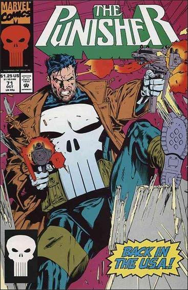 Couverture de Punisher (1987) (The) -71- Loose ends