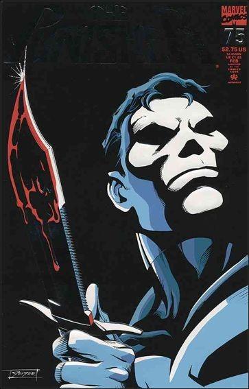 Couverture de Punisher Vol.02 (Marvel comics - 1987) (The) -75- Police action part 3