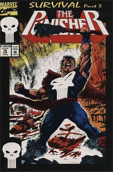 Couverture de Punisher (1987) (The) -79- Survival part 3