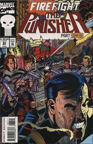 Couverture de Punisher (1987) (The) -83- Firefight part 2