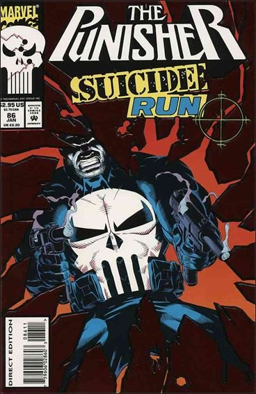 Couverture de Punisher (1987) (The) -86- Suicide run part 3: deadline