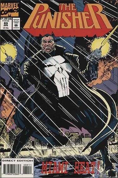 Couverture de Punisher Vol.02 (Marvel comics - 1987) (The) -89- Fortress : miami part 1