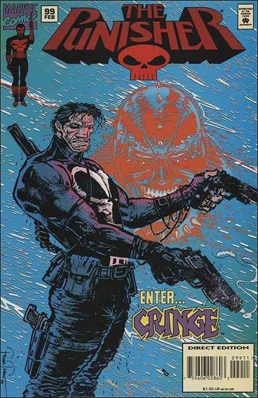 Couverture de Punisher (1987) (The) -99- Bury me deep