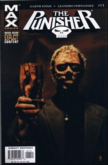 Couverture de Punisher MAX (Marvel comics - 2004) (The) -11- Kitchen Irish part 5