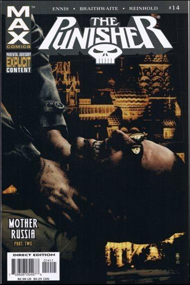Couverture de Punisher MAX (Marvel comics - 2004) (The) -14- Mother Russia part 2