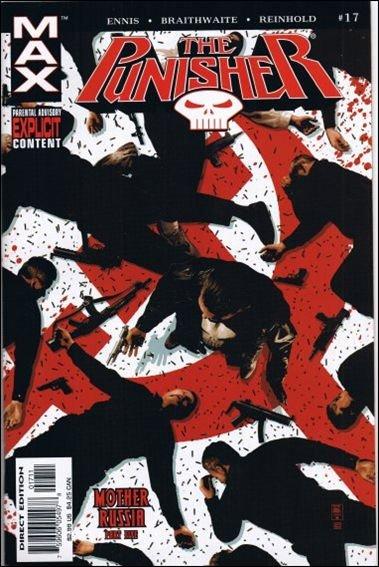 Couverture de Punisher (2004) -17- Mother Russia part 5
