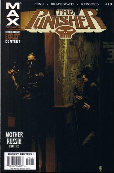 Couverture de Punisher (2004) -18- Mother Russia part 6
