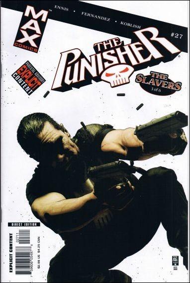 Couverture de Punisher MAX (Marvel comics - 2004) (The) -27- The slavers part 3
