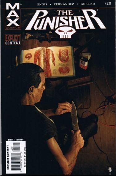 Couverture de Punisher (2004) -28- The slavers part 4