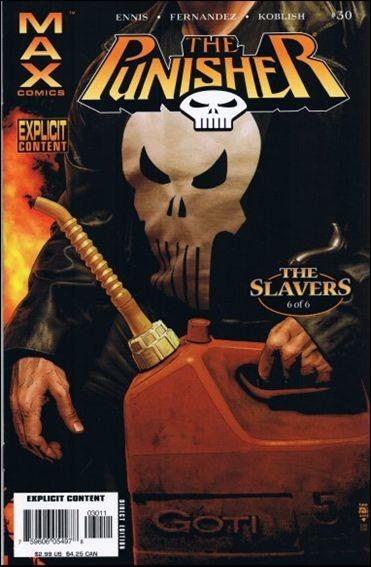 Couverture de Punisher MAX (Marvel comics - 2004) (The) -30- The slavers part 6