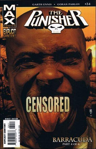 Couverture de Punisher MAX (Marvel comics - 2004) (The) -34- Barracuda part 4