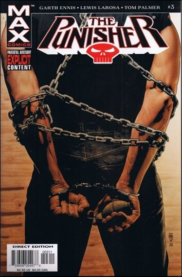 Couverture de Punisher (2004) -3- In the beginning part 3