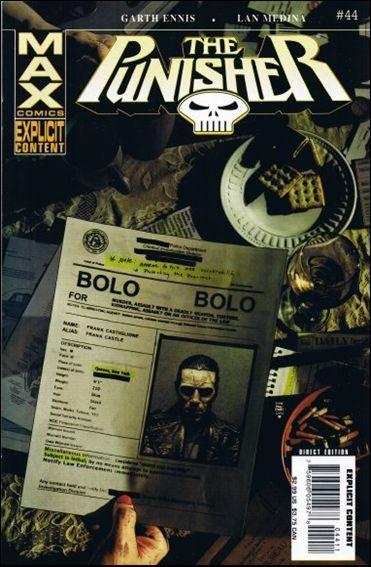 Couverture de Punisher (2004) -44- Widowmaker part 2