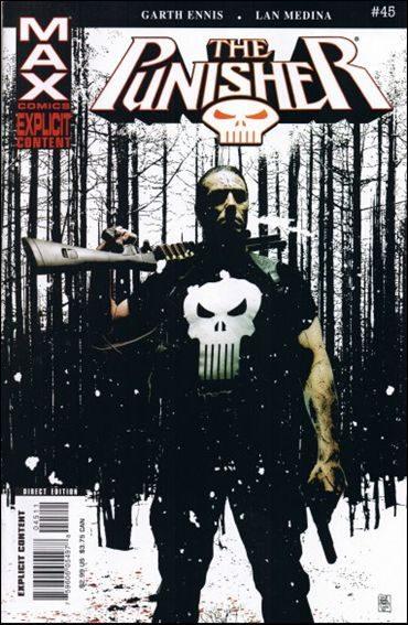 Couverture de Punisher (2004) -45- Widowmaker part 3
