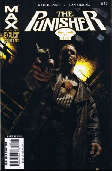 Couverture de Punisher (2004) -47- Widowmaker part 5