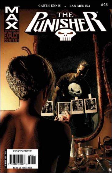 Couverture de Punisher (2004) -48- Widowmaker part 6