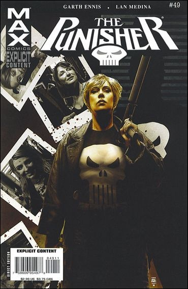 Couverture de Punisher (2004) -49- Widowmaker part 7