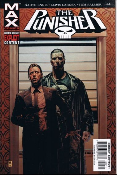 Couverture de Punisher (2004) -4- In the beginning part 4