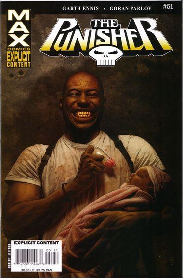 Couverture de Punisher MAX (Marvel comics - 2004) (The) -51- Long cold dark part 2