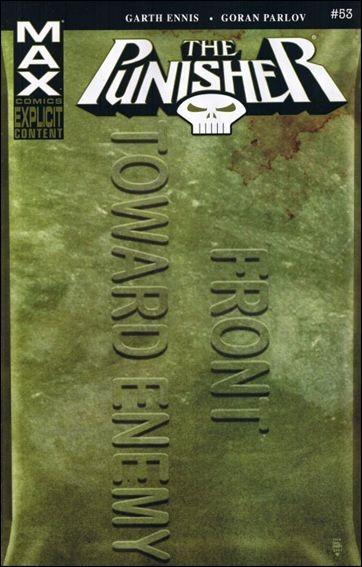 Couverture de Punisher (2004) -53- Long cold dark part 4