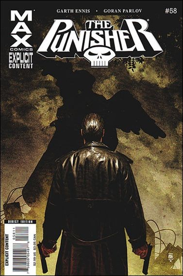Couverture de Punisher MAX (Marvel comics - 2004) (The) -58- Valley forge, valley forge part 4