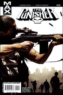 Couverture de Punisher (2004) -59- Valley forge, valley forge part 5