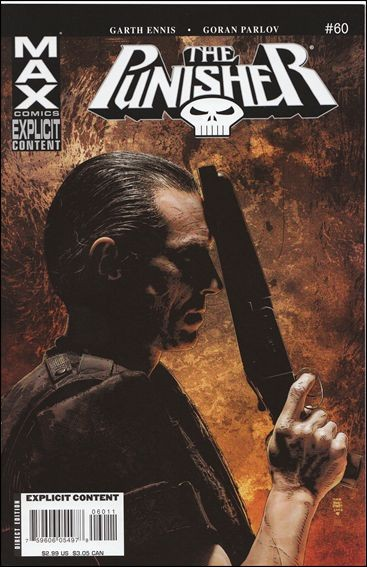 Couverture de Punisher (2004) -60- Valley forge, valley forge part 6