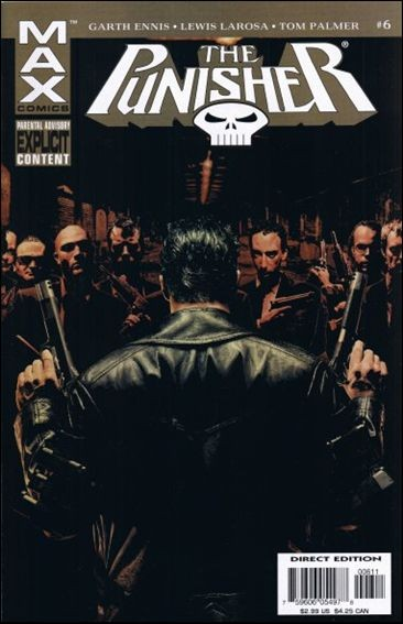 Couverture de Punisher (2004) -6- In the beginning part 6