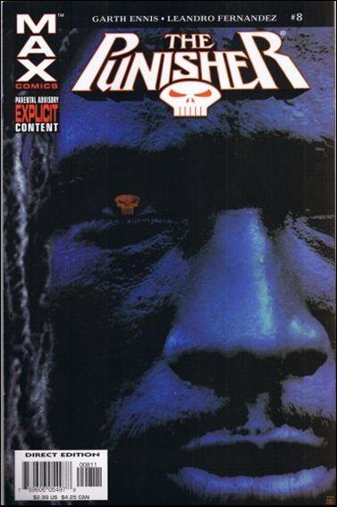 Couverture de Punisher MAX (Marvel comics - 2004) (The) -8- Kitchen Irish part 2