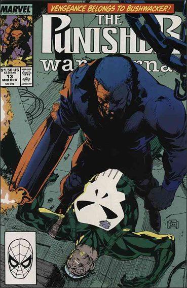 Couverture de Punisher War Journal Vol.1 (Marvel comics - 1988) -13- Confession