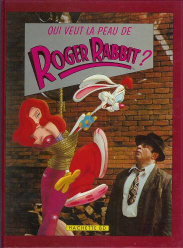 Affiche Roger Rabbit qui veut la peau de roger rabbit ?