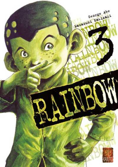 Couverture de Rainbow -3- Tome 3
