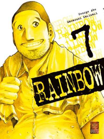 Couverture de Rainbow -7- Tome 7