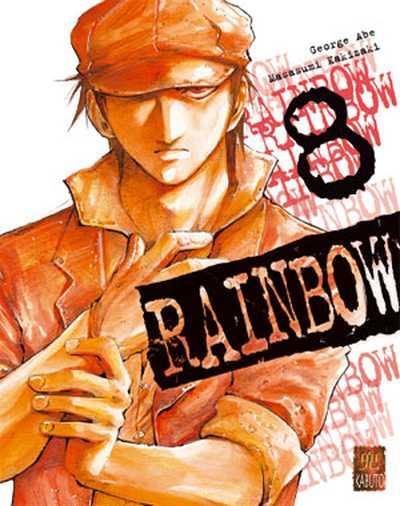 Couverture de Rainbow -8- Tome 8