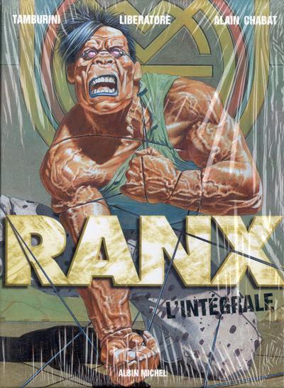 Couverture de RanXerox -COF- L'intégrale
