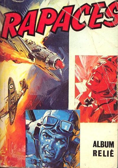 Couverture de Rapaces (Impéria) -Rec72- Album relié N°72 (du n°420 au n°423)