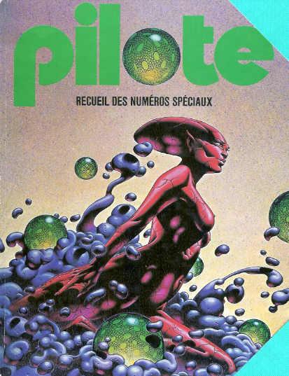 Couverture de (Recueil) Pilote (Numéros spéciaux) -2- Recueil n°2