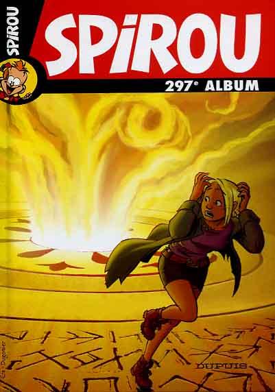 Couverture de (Recueil) Spirou (Album du journal) -297- Spirou album du journal