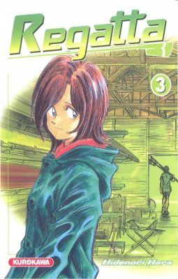 Couverture de Regatta -3- Volume 3