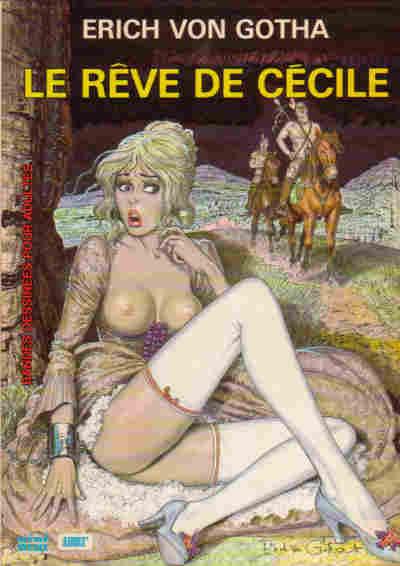 Couverture de Le rêve de Cécile