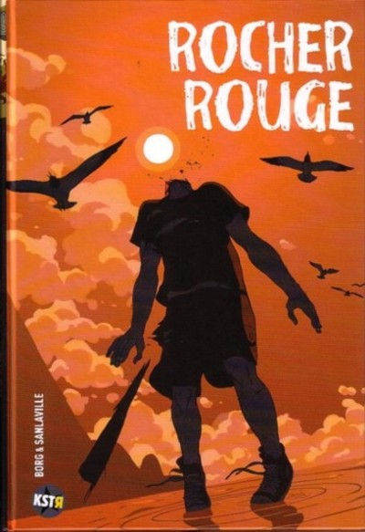Couverture de Rocher rouge - Tome 1