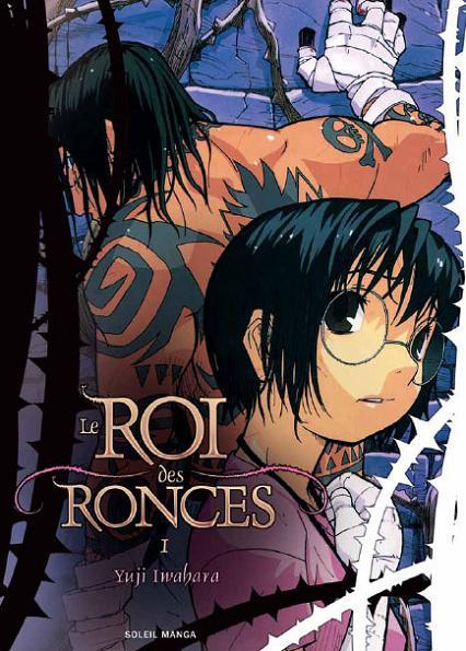 Le roi des ronces - 6 tomes