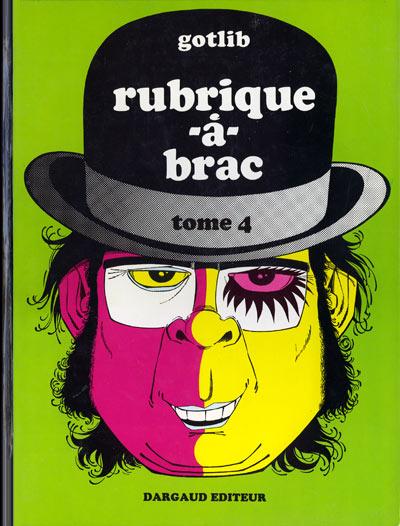 Couverture de Rubrique-à-Brac -4- Tome 4