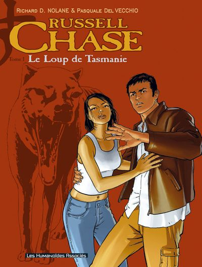 Russell Chase 3 tomes PDF