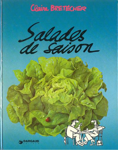 Couverture de Salades de saison - Tome 1