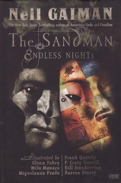 Couverture de Sandman (The) (1989) -HS- Endless nights