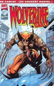 Couverture de Wolverine (Marvel France 1re série) (1997) -69- Wolverine & Cable - Substitutions
